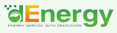 デナジーのロゴ